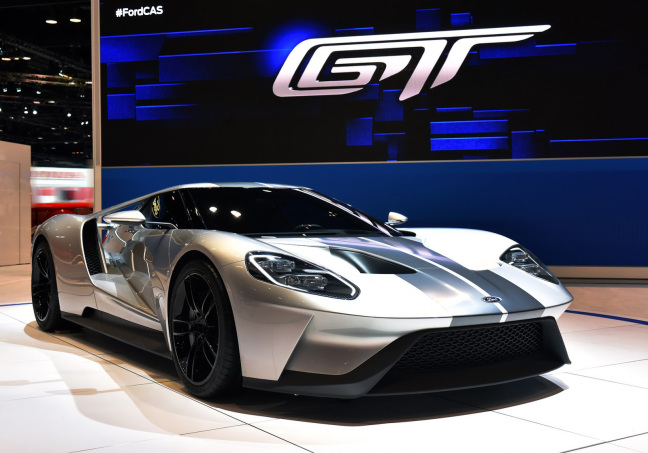The Car Is To Be Fueled By A Recently Outlined   Liter Twin Turbocharged Eco Boost V Motor Making More Than  Kw As Indicated By Ford
