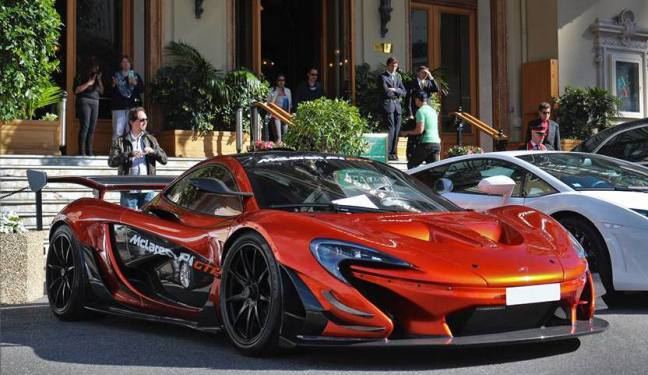 Mclaren The P1 Gtr Is Now A Legal Road Car Thanks To Lm But It Will