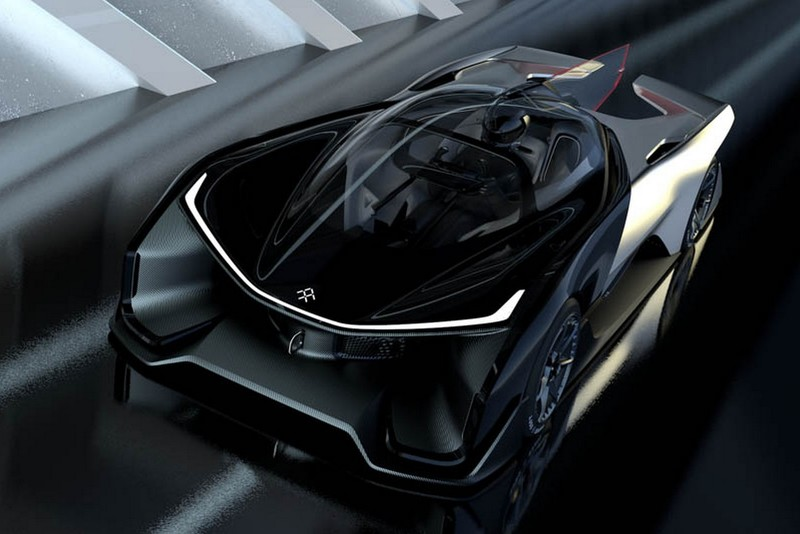 The Top Hypercars Which Faraday Future Ff Claims To Be