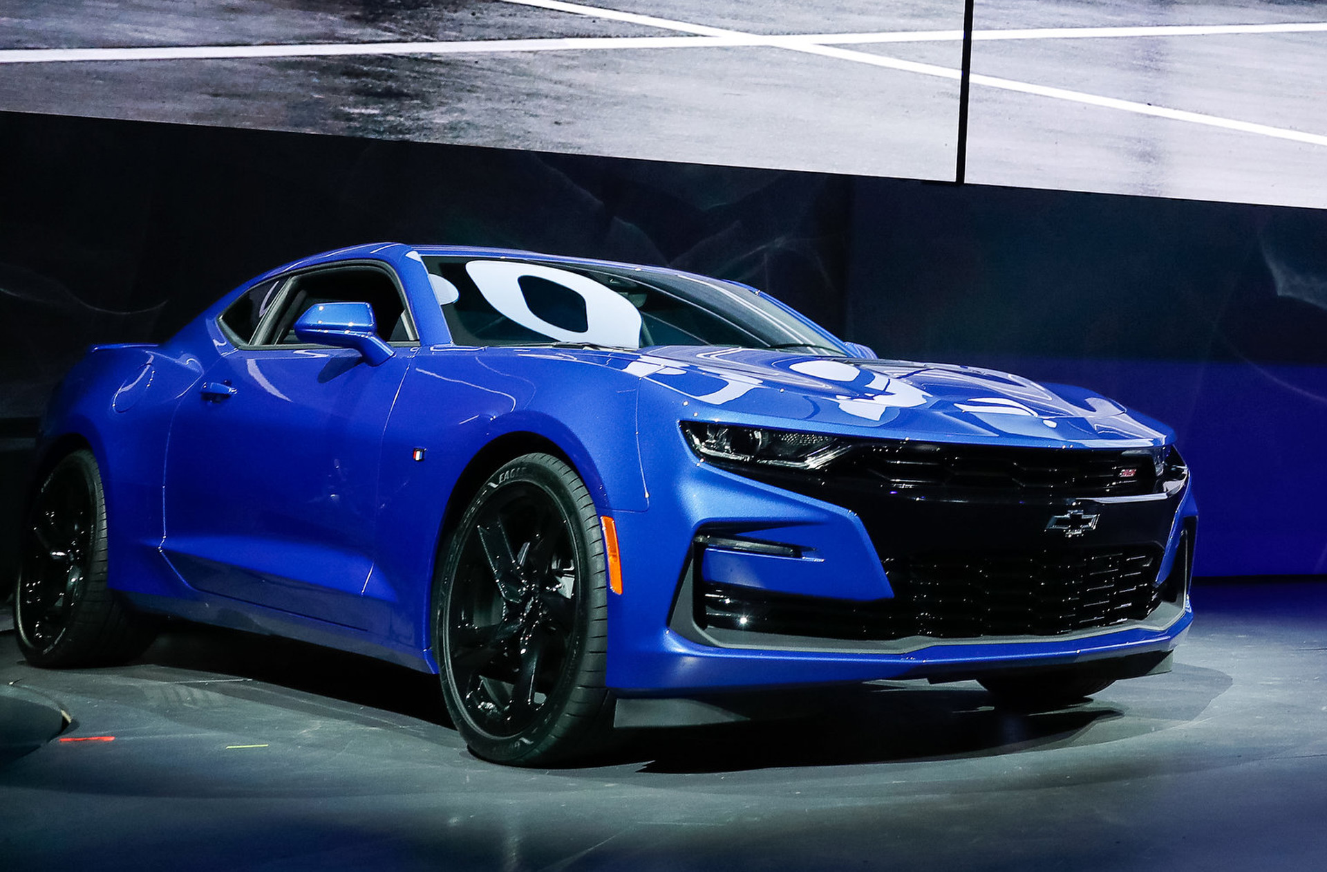 The New 2019 Chevrolet Camaro