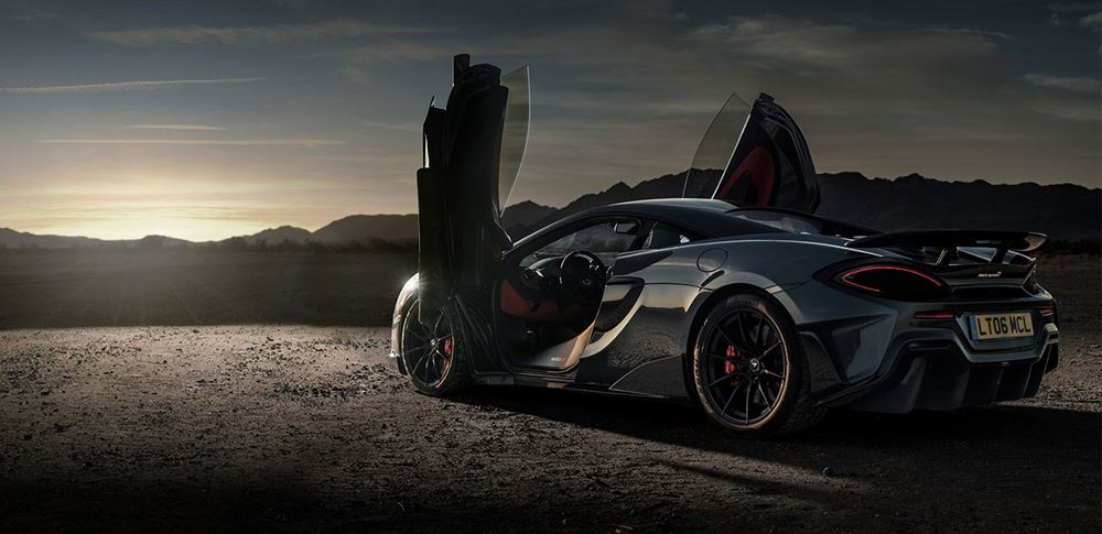 The New Mclaren 600lt Is One Of The Most High Performance