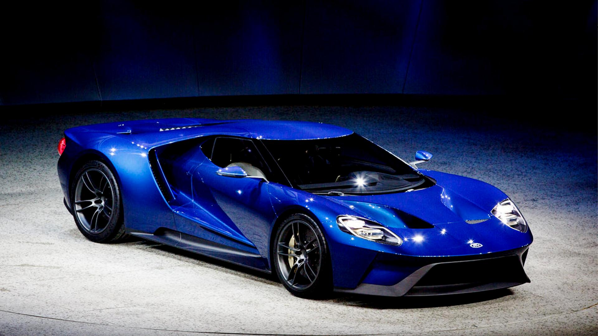Ford Will Be Starting To Take More Application's For The Ford GT.