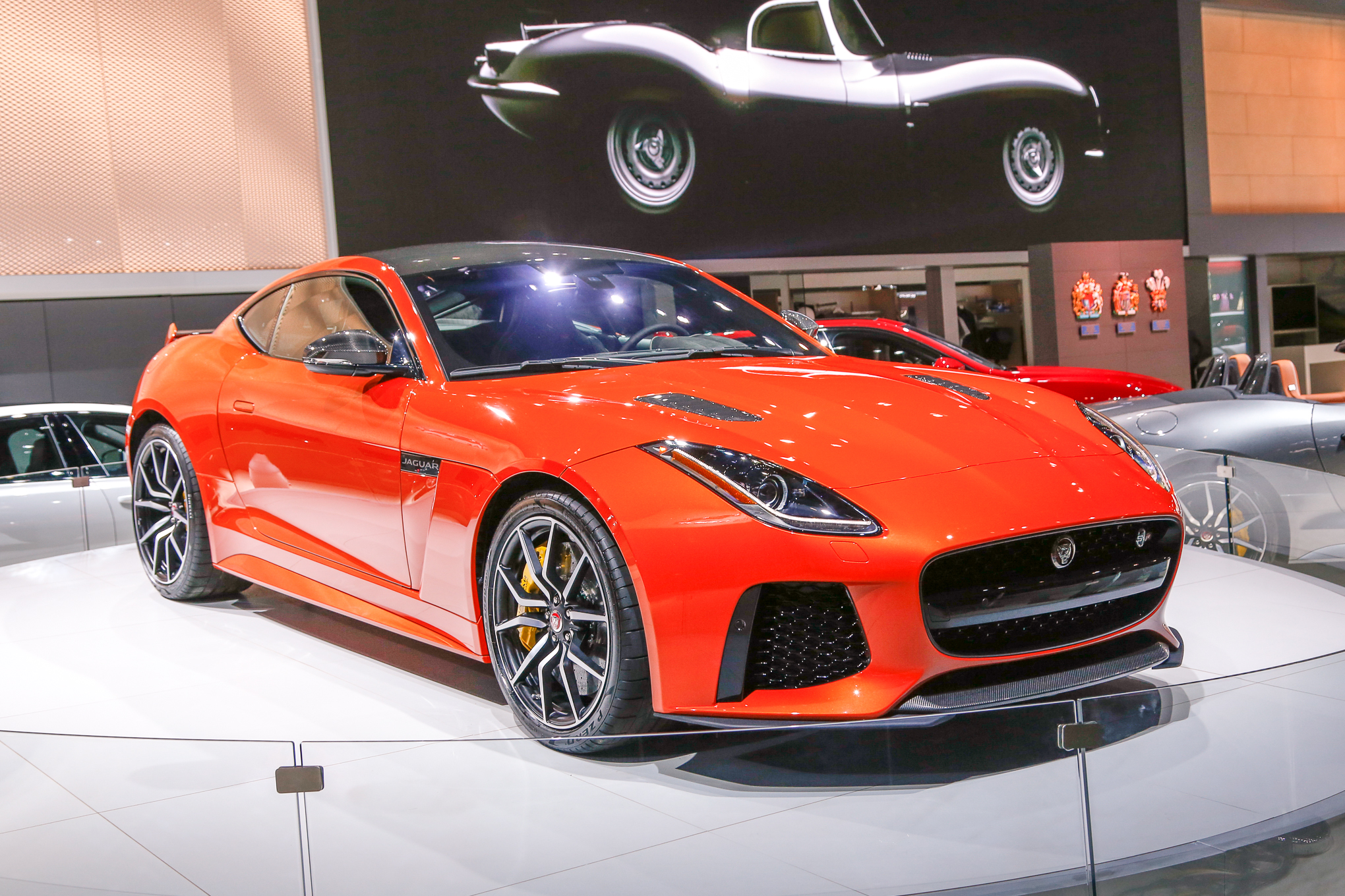 Jaguar FType SVR Convertible Review Why Its Better To Go