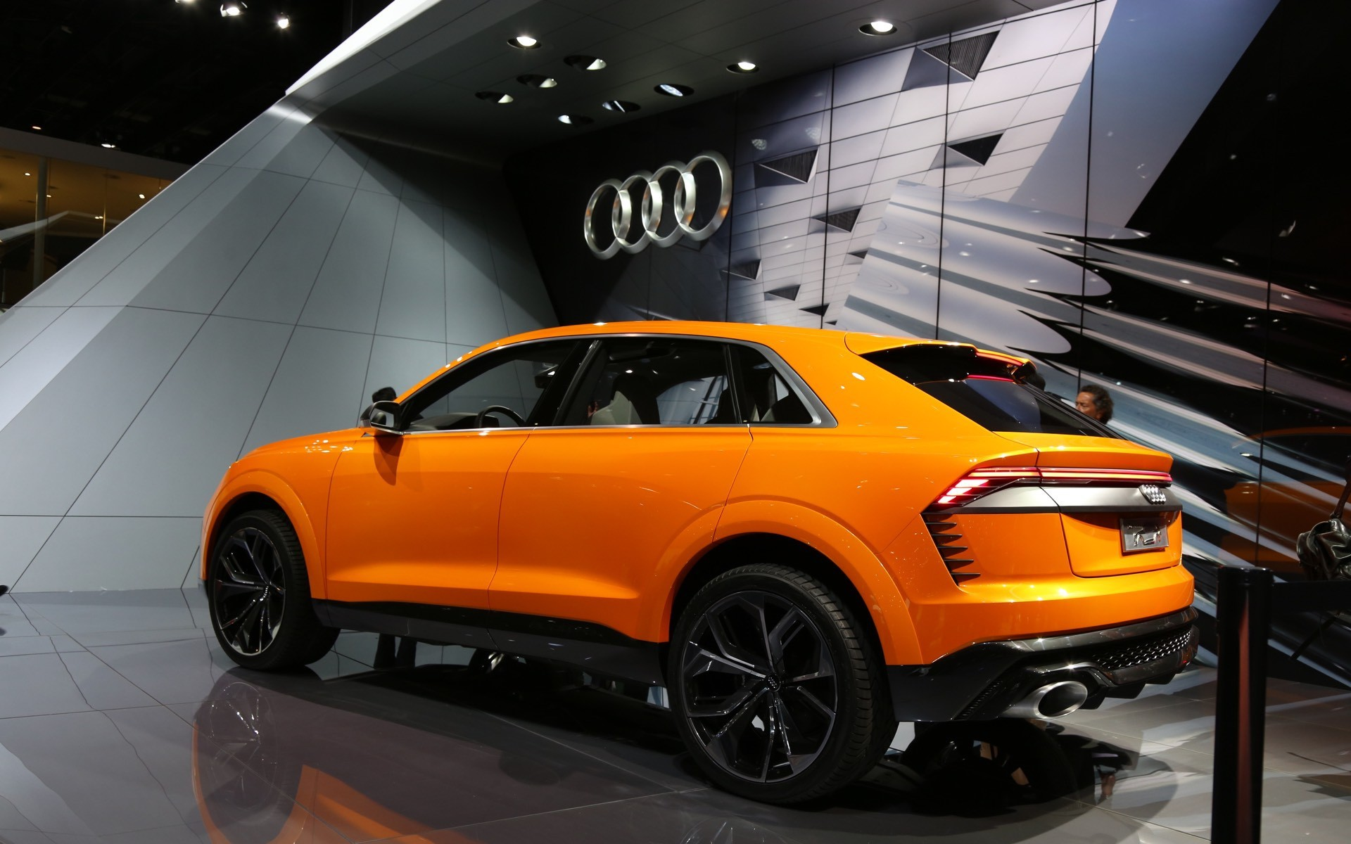 The Audi Sq8 Could Be Coming With A Diesel Powered V8 Engine
