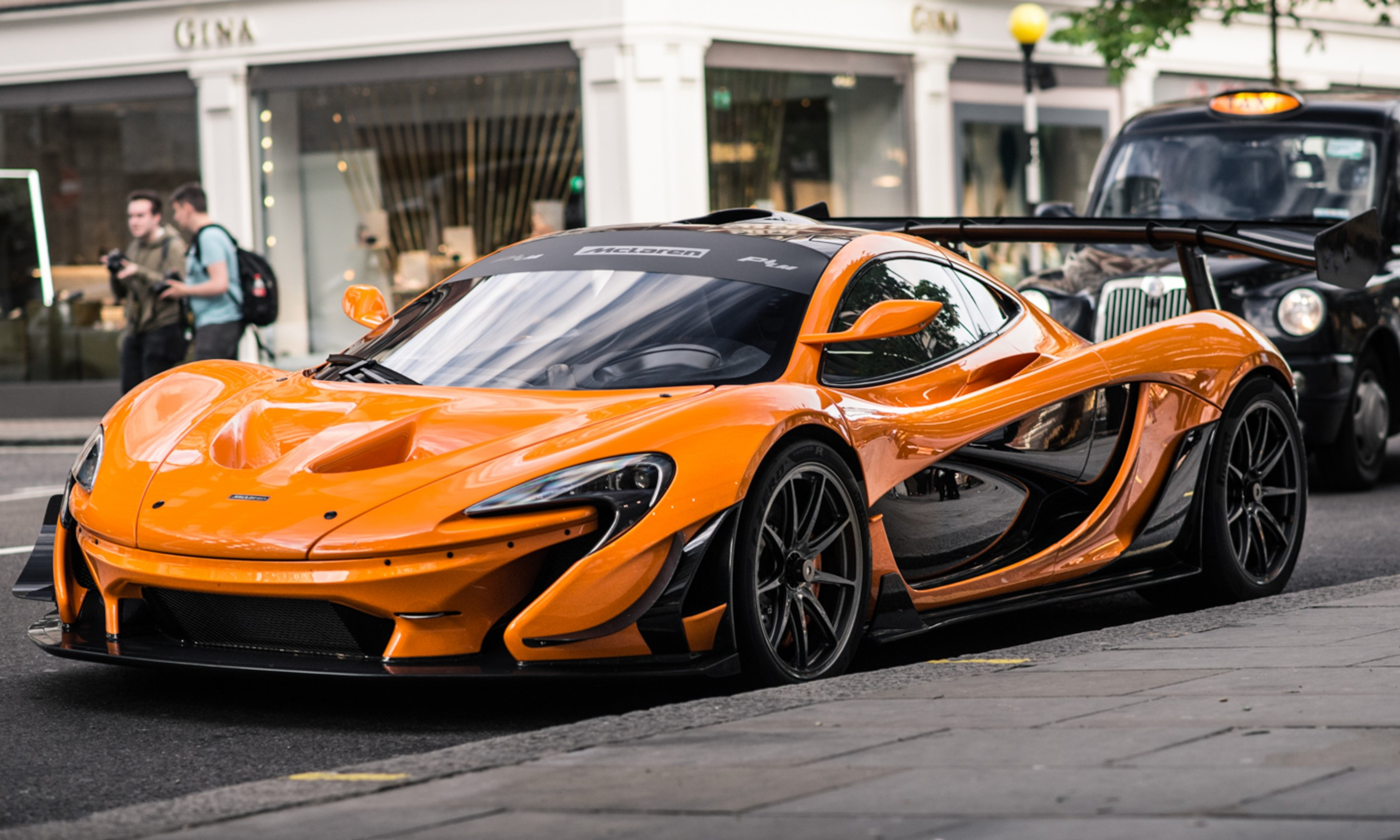 This Could Be Your Only Chance To Own A Road Legal Mclaren P1 GTR ...