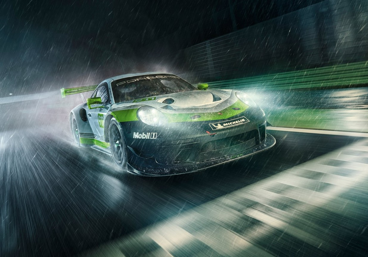 the new track monster by porsche has arrived as the 911 gt3 r rh hypercarsism com
