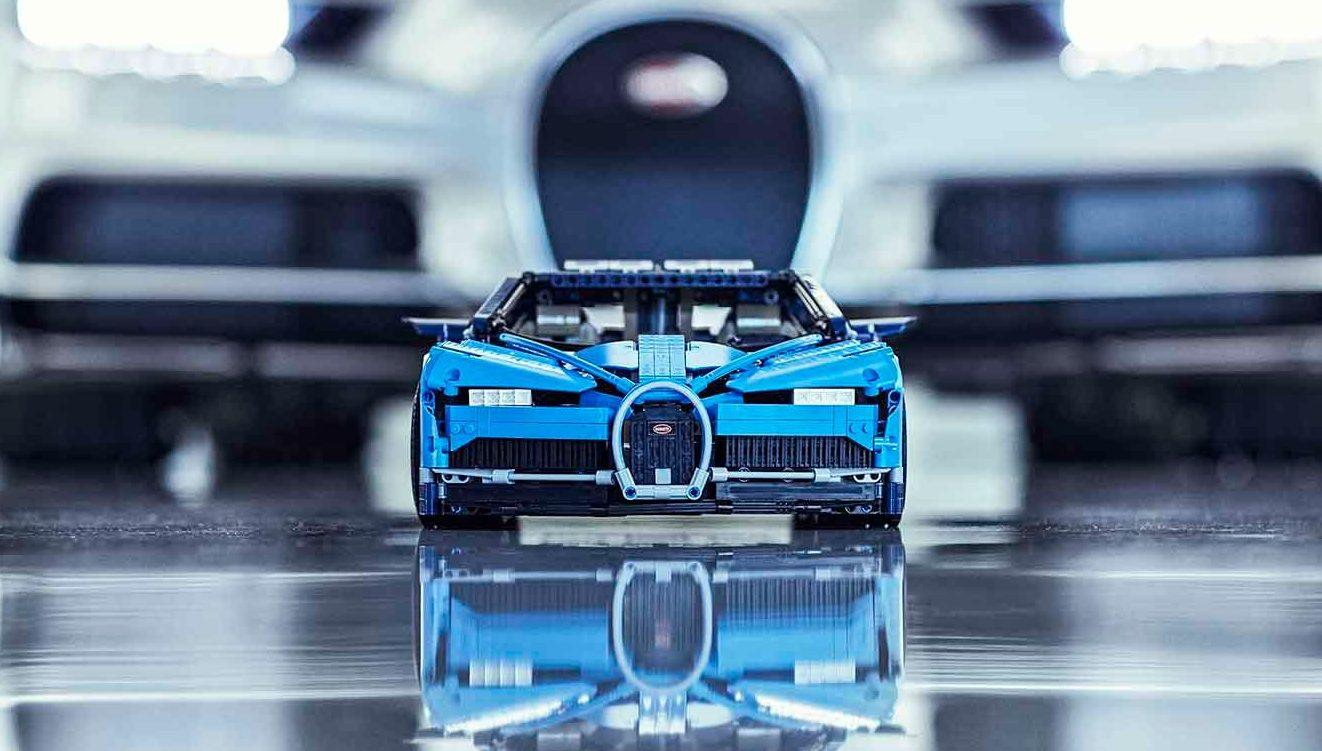 the lego bugatti chiron has finally arrived. Black Bedroom Furniture Sets. Home Design Ideas